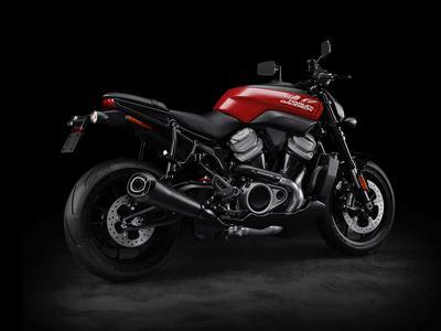 2021 Harley-Davidson Pan America Preview Photo Gallery