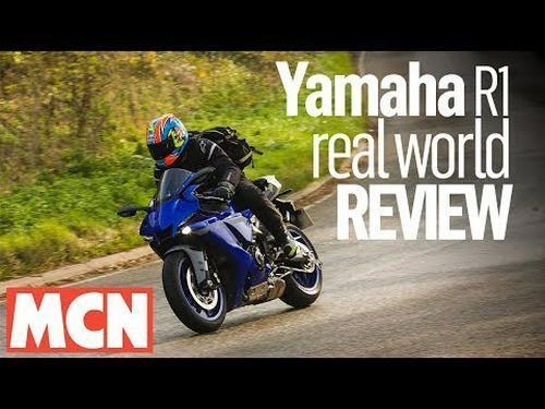 2020 Yamaha R1 real world review | MCN | Motorcyclenews.com
