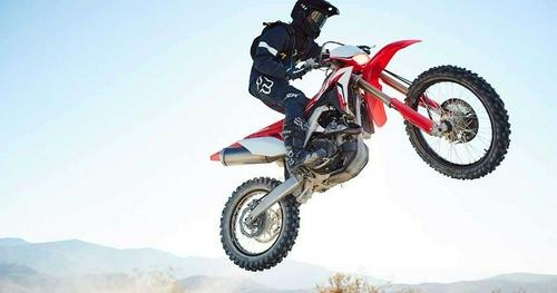 2019 Honda CRF450X First Ride Review https://t.co/mAUcOZSmy4...
