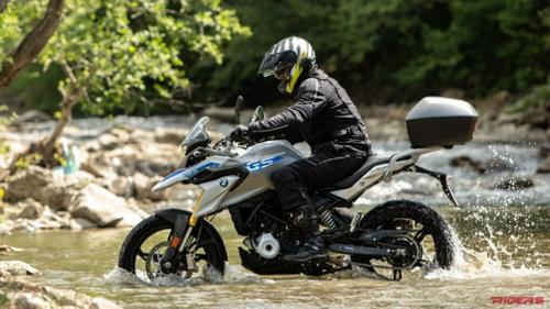 2018 BMW G310GS Review