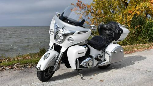 Check out @thedrive's review of the 2018 Indian Roadmaster...