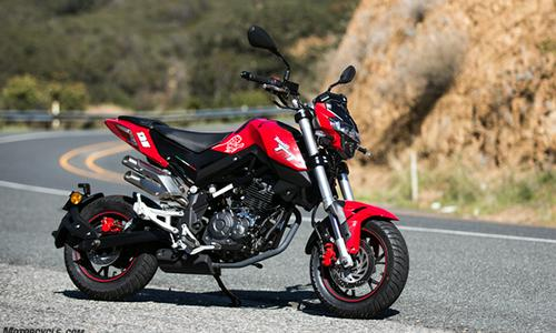2018 Benelli TnT135 First Ride Review