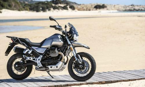 2020 Moto Guzzi V85 TT Review First Ride