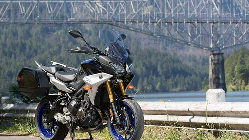 2019 Yamaha Tracer 900 GT First Ride Review