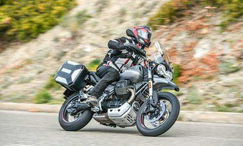 [First Ride] 2020 @motoguzzi V85 TT: https://t.co/XrCP6snYyp via #CommonTreadThe...
