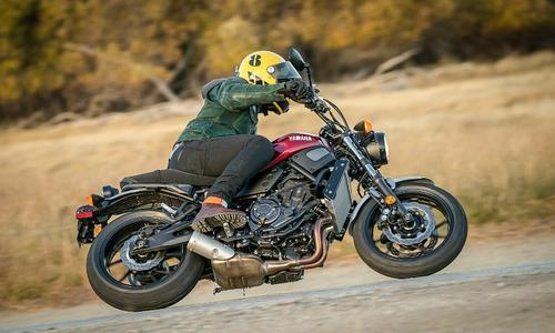 [First Ride] 2018 Yamaha XSR700 Review >>> https://t.co/wFzxLGDMUa via...