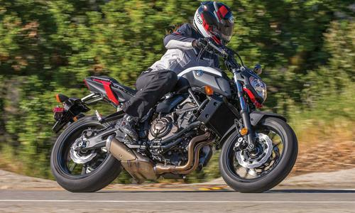 2018 Yamaha MT-07 | Road Test Review