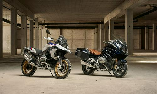 2019 BMW R 1250 GS and R 1250 RT | First Look Review