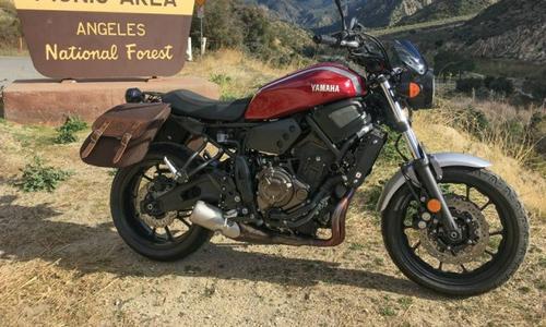 2018 Yamaha XSR700   Long-Term Ride Review