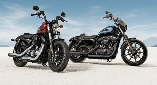 NEW 2018 Harley-Davidson Iron 1200 & Forty Eight Special Reviews