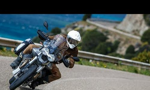 2020 Moto Guzzi V85 TT First Ride