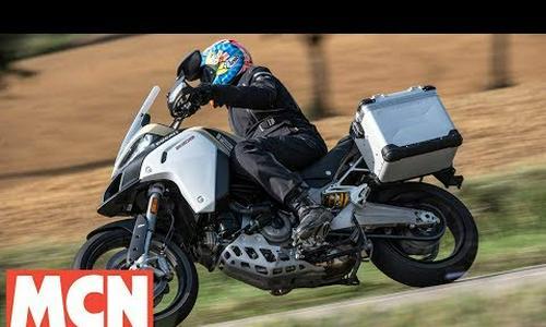 2019 Ducati Multistrada 1260 Enduro   Ridden   Motorcyclenews.com