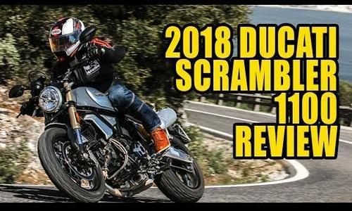 2018 Ducati Scrambler 1100 Review