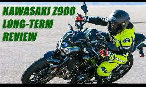 2017 Kawasaki Z900 Long Term Review