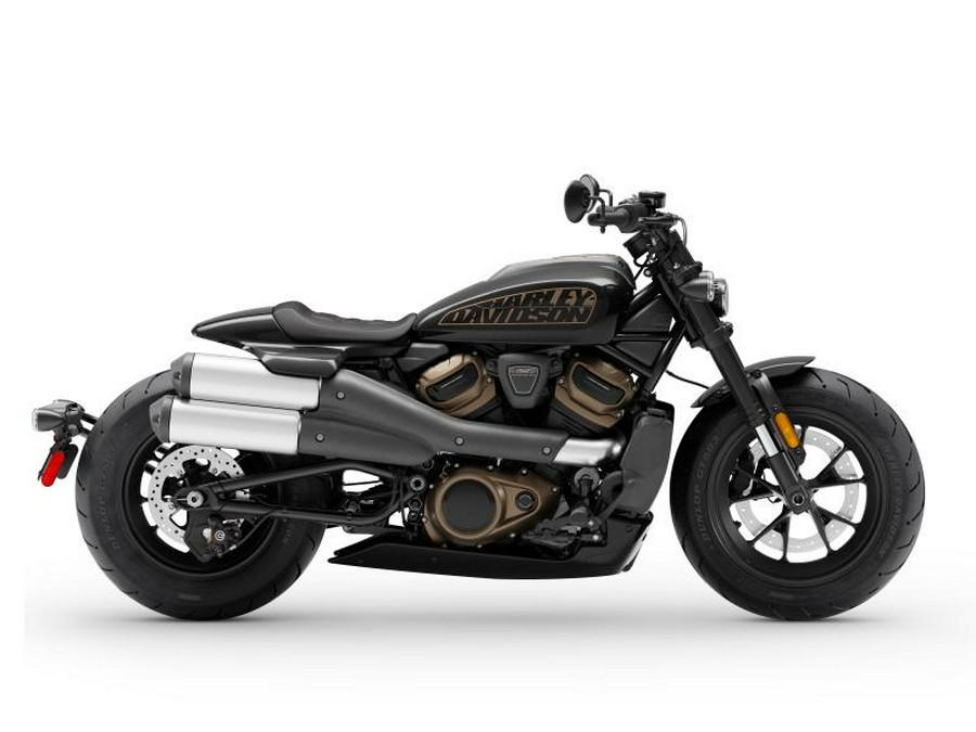 New 2021 Harley-Davidson Sport Sportster S 1250T Revolution Max