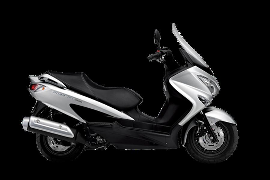 2018 Suzuki Burgman 200 ABS