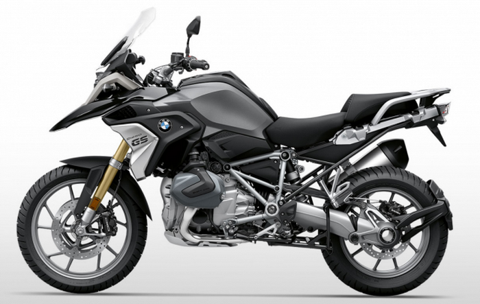 2019 BMW R1250 GS Exclusive