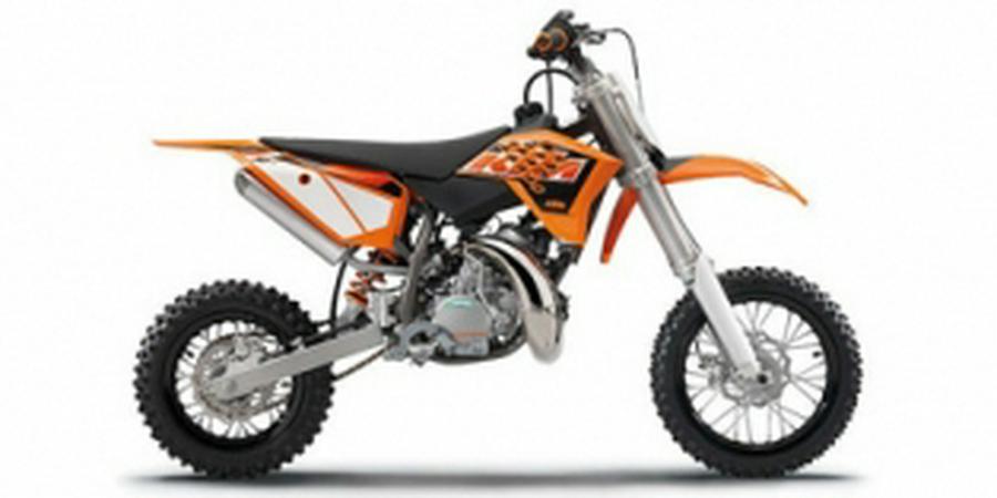 KTM 50 SX Motorcycles for Sale - MotoHunt