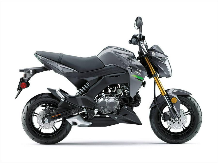 2020 Z125 PRO - Kawasaki