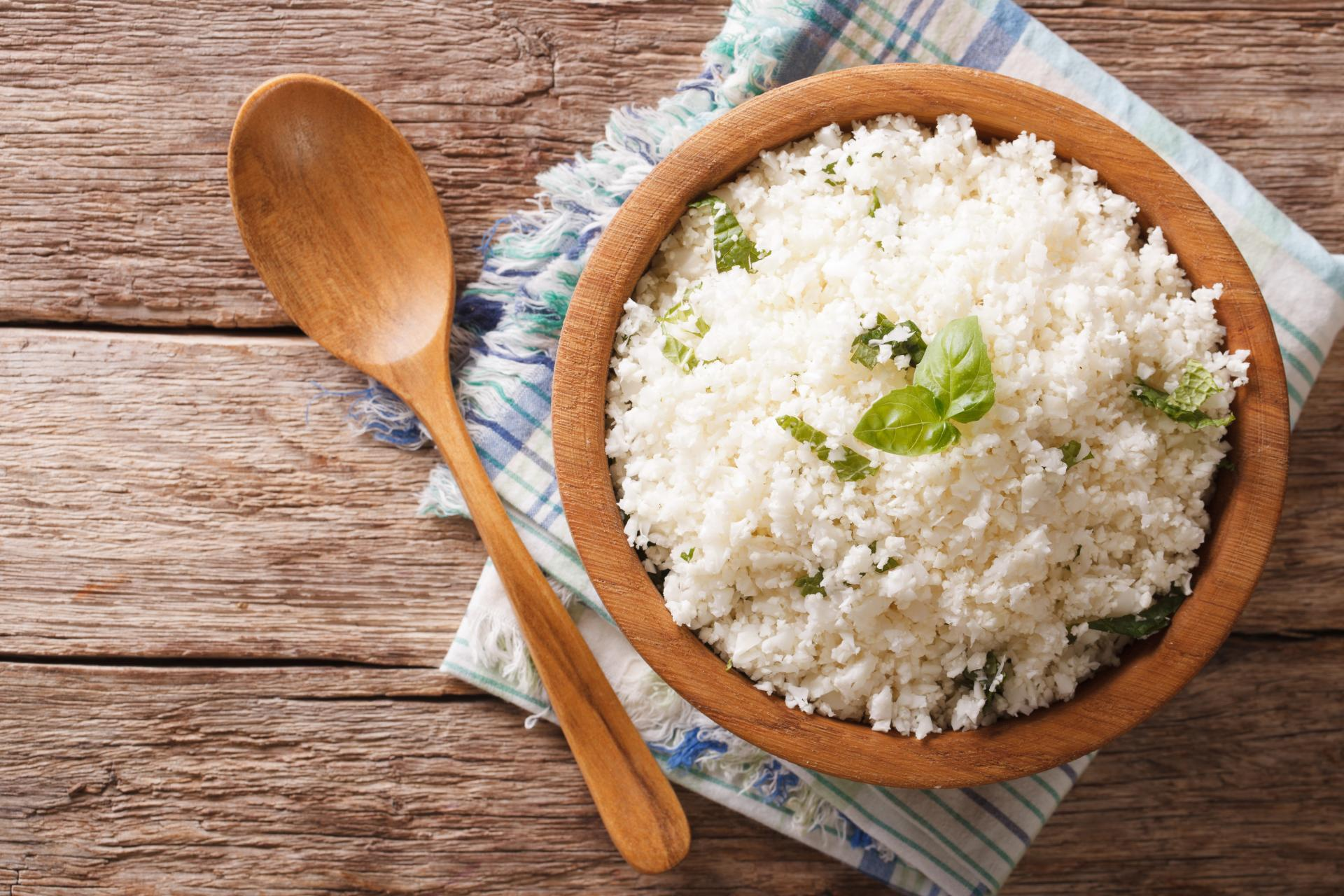 Why Cauliflower Fried Rice Is a Natural Alternative to Brown Rice
