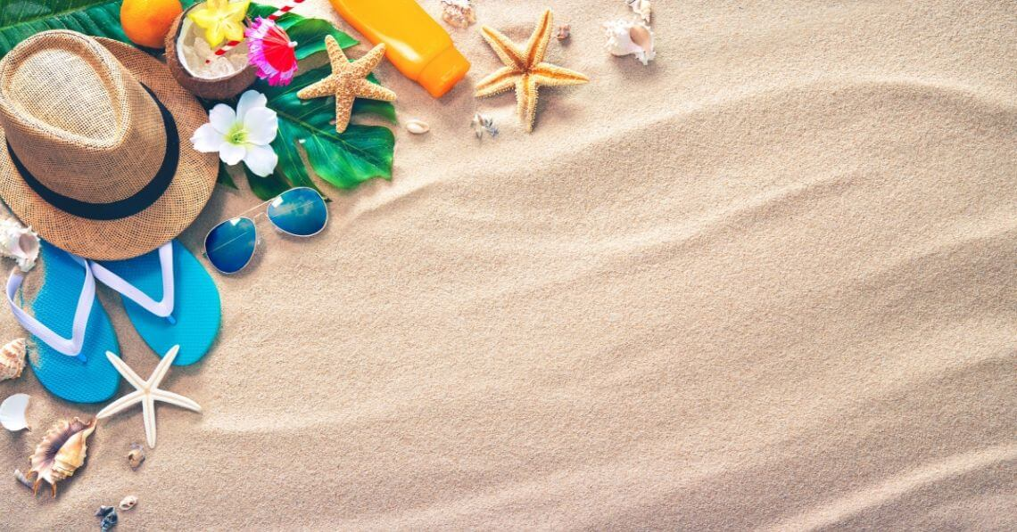 17 Beach Must-Haves for National Beach Day Labor Day Weekend