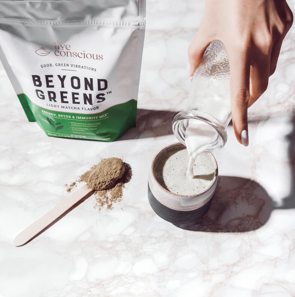 beyond greens