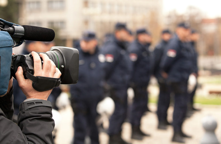 Police Media Relations SC