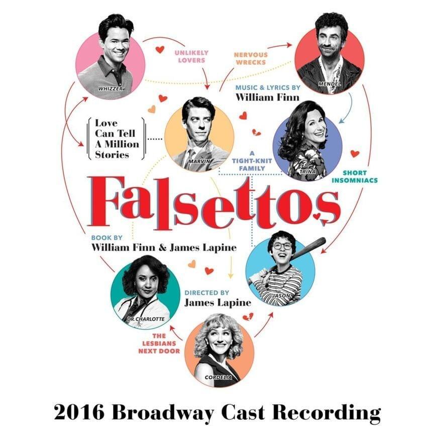 2016 Broadway Cast of Falsettos