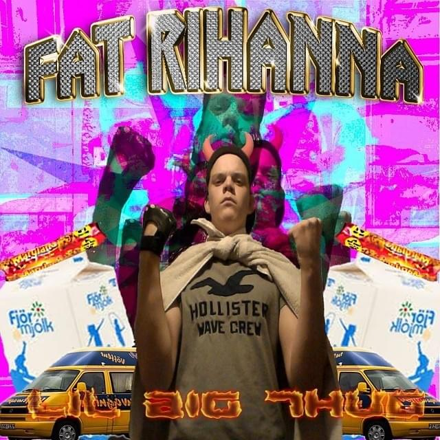 Fat Rihanna
