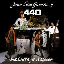 Juan Luis Guerra y 440