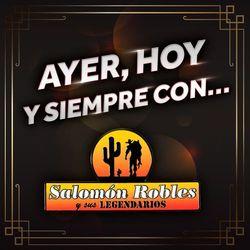 Salomón Robles Y Sus Legendarios