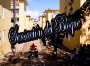 Sensacion Del Bloque