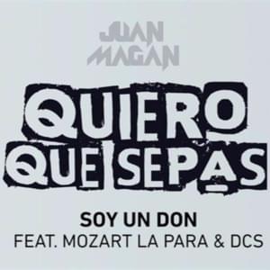 Soy Un Don