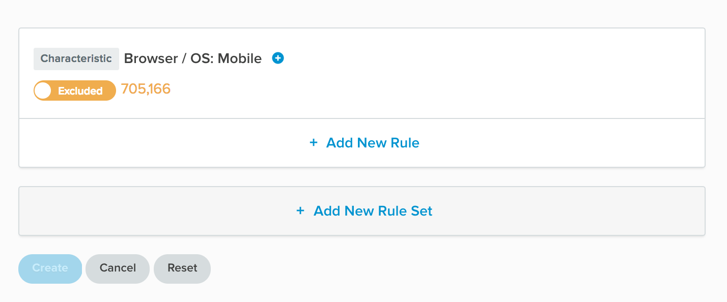 Excluded Mobile Rule