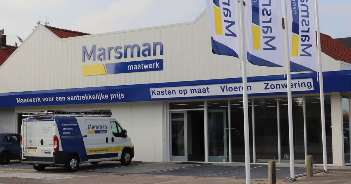 Marsman Maatwerk M Select