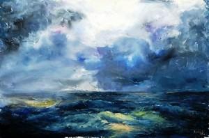 Картина Балтийское море