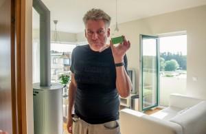 Artemi Troitskil on tallinlase pohitunnus roheline kaart juba kaes, nuud tuleb veel ainult raha peale kanda