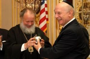 Кирилл (Гундяев) и иудаистский раввин