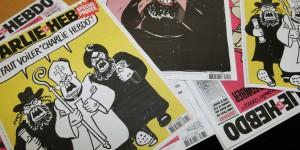 Des couvertures du journal satirique Charlie Hebdo