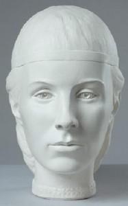 Елена Глинская, Реконструкция по черепу, С. Никитин, 1999 г.