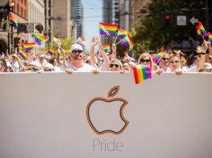 Apple-pride