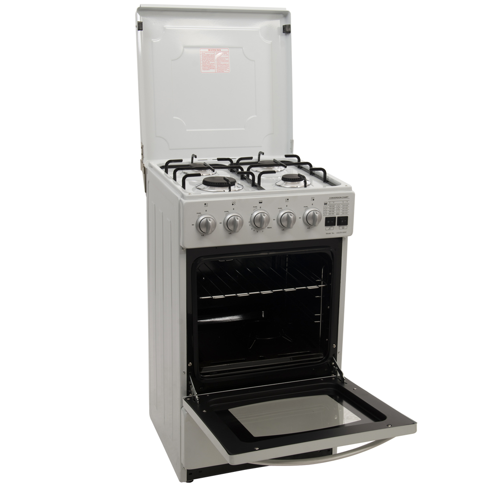 UGCR-500/UGCR-500 BK. In Stock. GAS RANGE CLASSIC