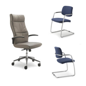 TRIS EXECUTIVE CHAIRS