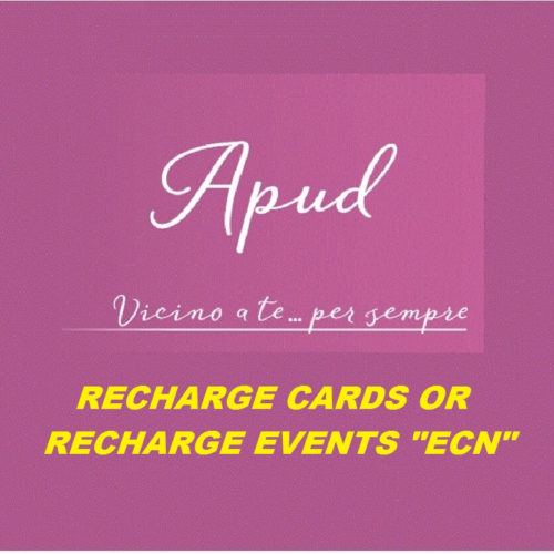 apud PROFILE RECHARGED CARD OR EVENT