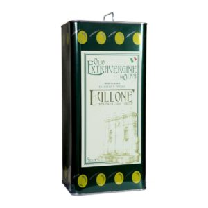 FULLONE Extra Virgin Olive Oil Can 5 Lt