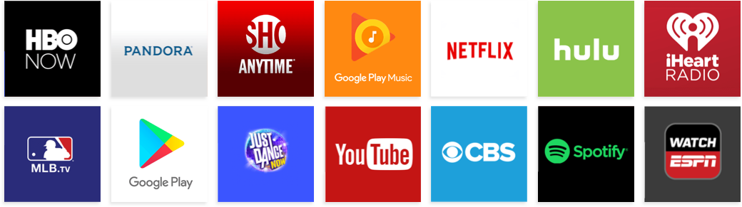 Subscription Or Paid Content From Thousands Of Apps That Work With Chromecast Using The Google Home App Or By Visiting Chromecast Com Apps