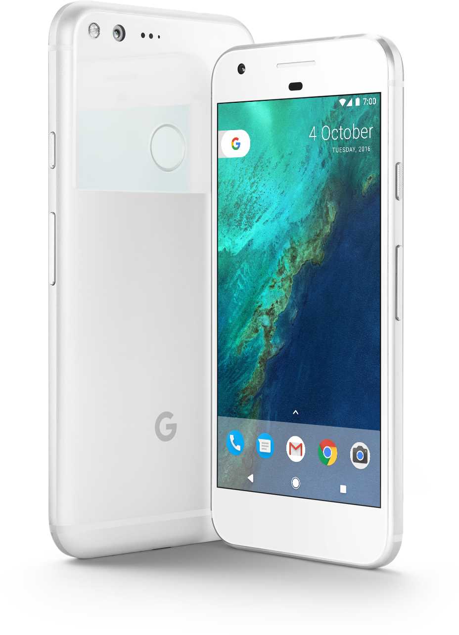 Google's Pixel Phone launched Images