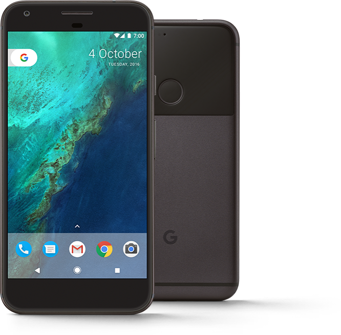 Pixel XL 128GB (Black)