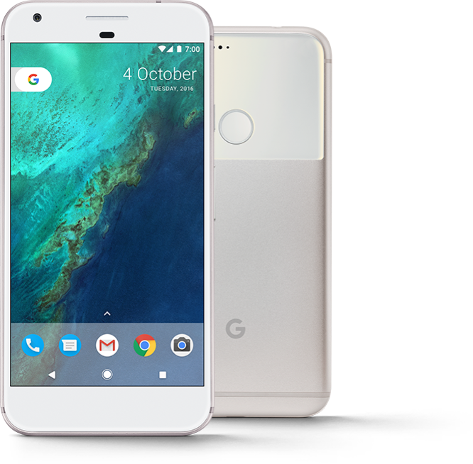 Pixel XL 32GB (Silver)