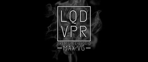 LQD VPR Max, Berry Cream